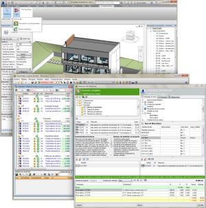 Presupuesto y medición de modelos de Revit. Integración con el entorno Revit